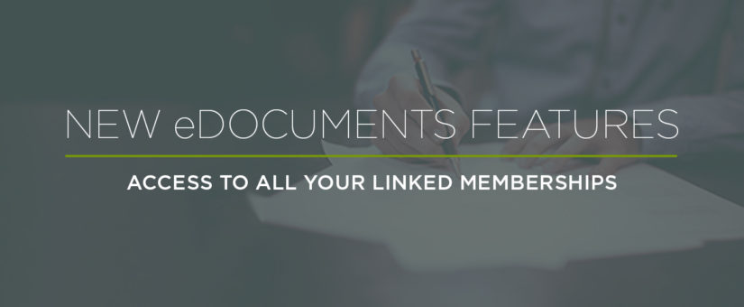 New eDocuments features graphic